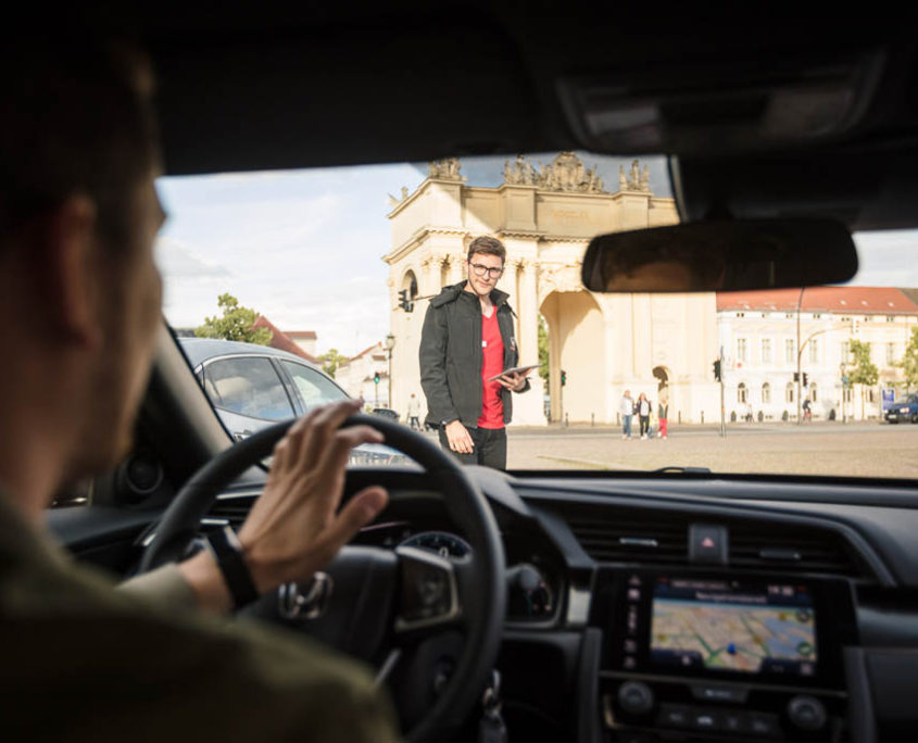 Honda Roadshow Drivers